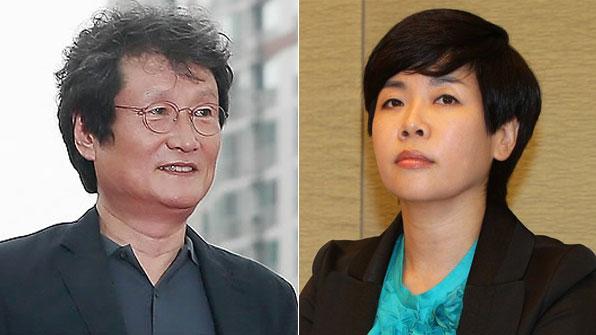 'MB국정원 블랙리스트' 문성근 18일, 김미화 19일 참고인 조사