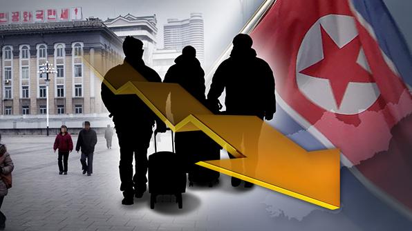올해 입국 탈북민, 지난해 대비 12.7% 감소