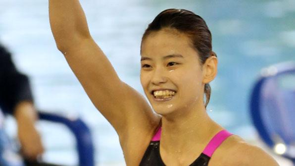 임다솔, 여자 배영 200m 한국신기록…2분09초77