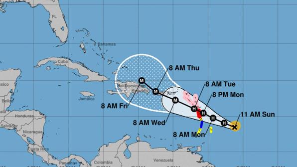 '어마'로 초토화된 카리브해 후속 허리케인 주의보에 '긴장'