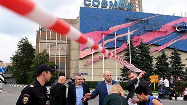 """""""모스크바 국제공항 15분내 폭파할 것""""…또 가짜 협박전화"""