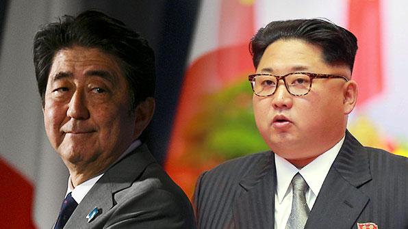 [특파원리포트] '김정은 도발' 뒤에서 웃는 아베…내친 김에 정권재창출 노려
