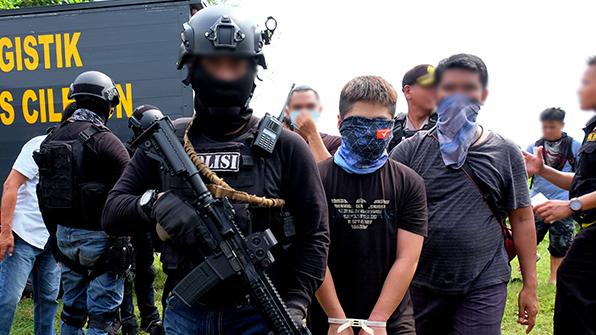 인니서도 마약용의자 사살 급증…'필리핀식 단속' 논란