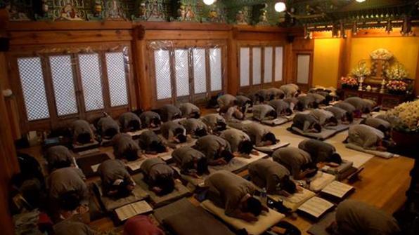 불교언론문화 대상에 KBS '3천배, 나를 찾는 수행'