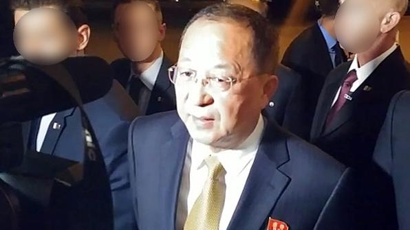 """中, 北리용호 '태평양 수소탄 시험' 발언에 """"유관국들 자제해야"""""""