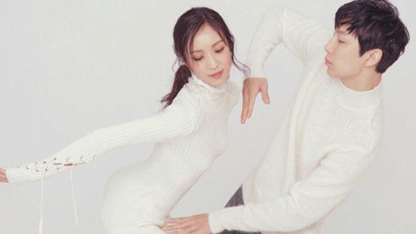 [K스타] 비보이를 사랑한 발레리나…하휘동♥최수진 결혼