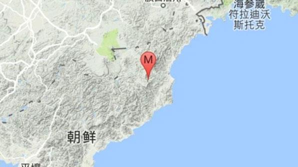 """中 국가지진국 """"北 규모 3.4 지진…폭발로 추정"""""""