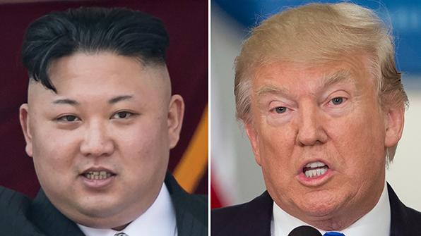 """트럼프, 이번엔 김정은에 """"리틀 로켓맨"""" 조롱"""