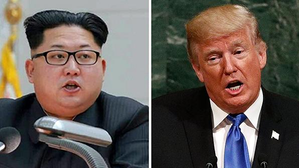 트럼프-김정은 말싸움 중 北미사일 성격 변했나