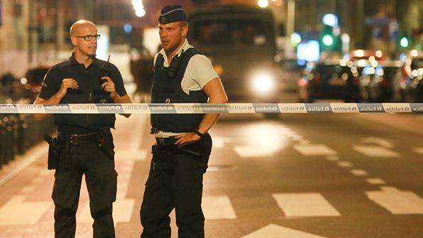 벨기에 연방경찰, 테러 관련 브뤼셀 시내 8곳 긴급 수색