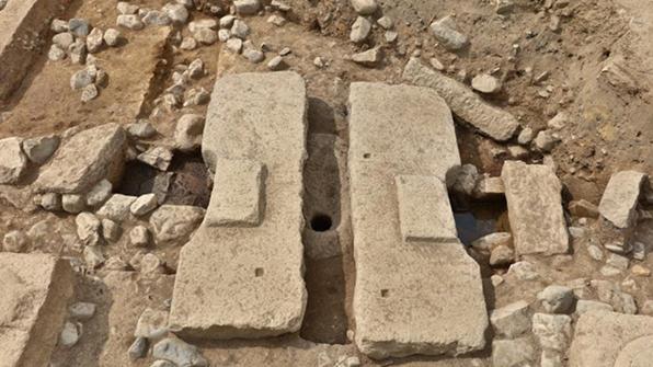 신라 왕실 8세기 수세식 화장실 유적 경주서 발견