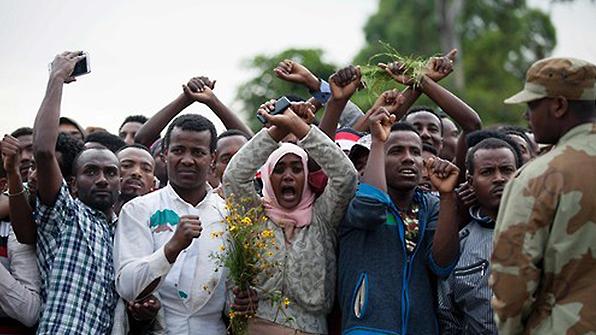 """에티오피아서 종족 분쟁…""""이달 들어 수백 명 사망"""""""