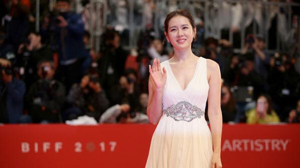 [BIFF2017] 영화제의 꽃, 눈부신 레드카펫