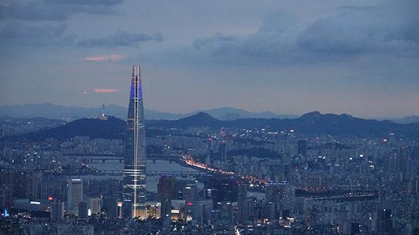 서울, 日 민간단체 평가 '도시 경쟁력' 순위서 6위