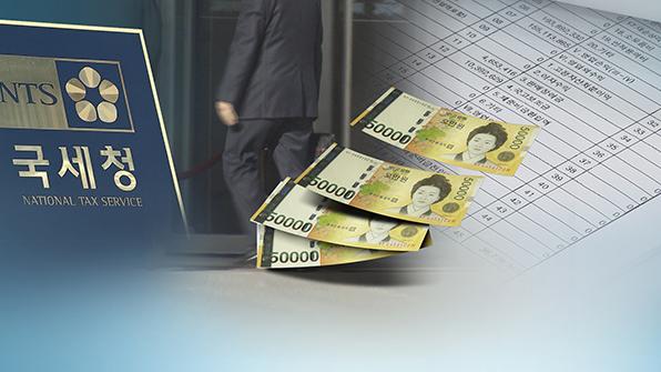 국세청 국정감사 '정치 세무조사' 논란