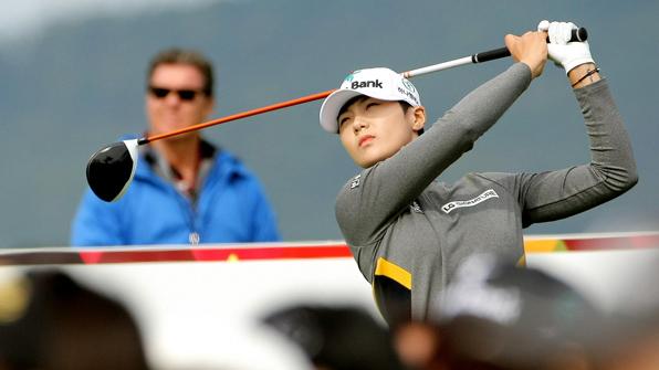 박성현·전인지·고진영, KEB하나은행 챔피언십 2R 공동 2위