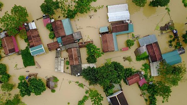 베트남 홍수·산사태 사망자 54명으로 늘어…39명 실종