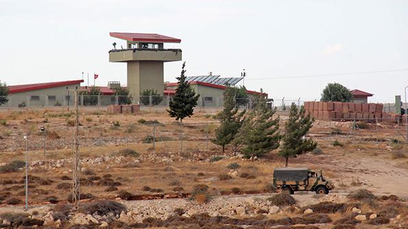 """터키군, 시리아 북서부 진입…""""휴전 감시초소 설치 나서"""""""