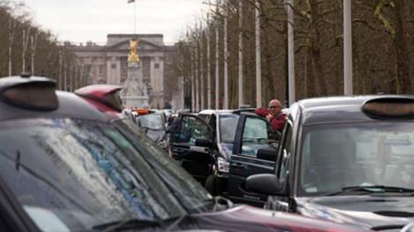 우버, 런던시 퇴출 결정에 공식 이의 제기
