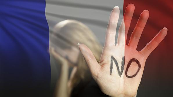 프랑스, 집요한 추파·거리 성희롱 등 '캣콜링' 처벌한다