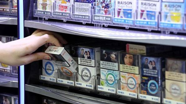 """심재철 """"담배 절반, 타르·니코틴 모두 표시값보다 많아"""""""