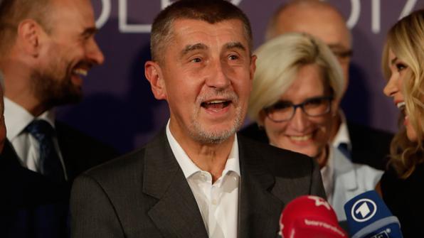 체코 총선 反난민 포퓰리즘 정당 승리…재벌 총리 예고