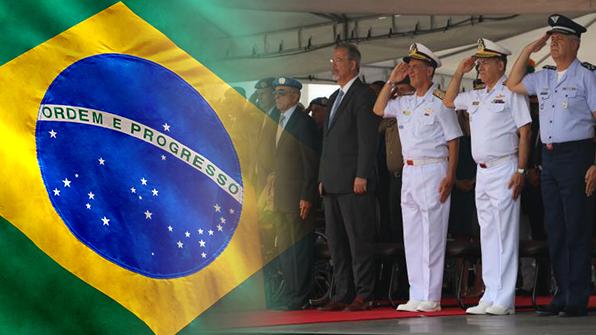 """브라질 국방장관 """"군부의 현실 정치 개입 가능성 없어"""""""