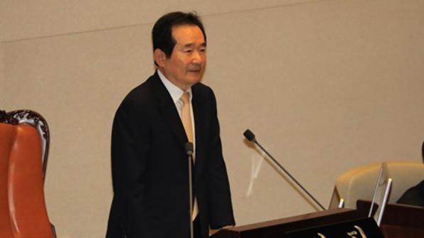 정 의장, 여야 3당 정책위의장·원내수석과 회동…법안 논의