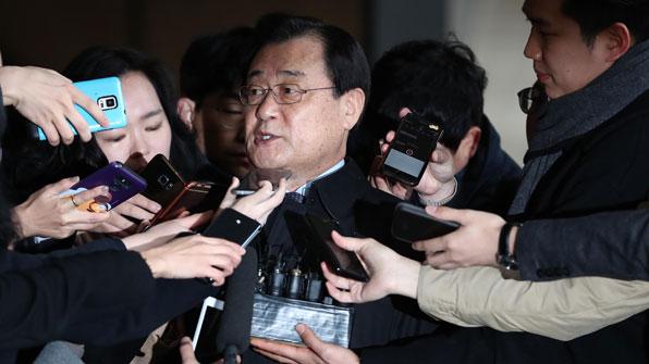 검찰, 이병기도 구속영장…朴 정부 국정원장 모두 구속 위기