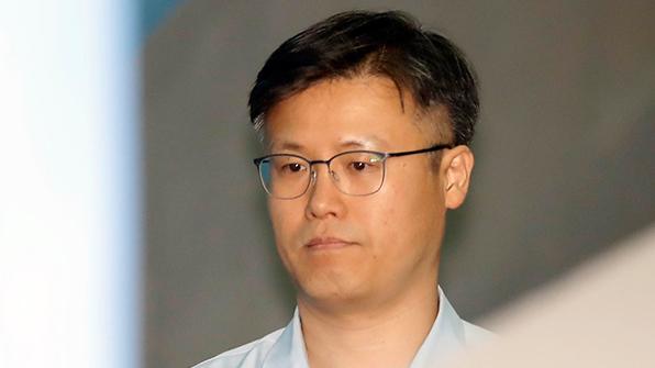 오늘 '靑 기밀 문건 유출' 정호성 1심 선고