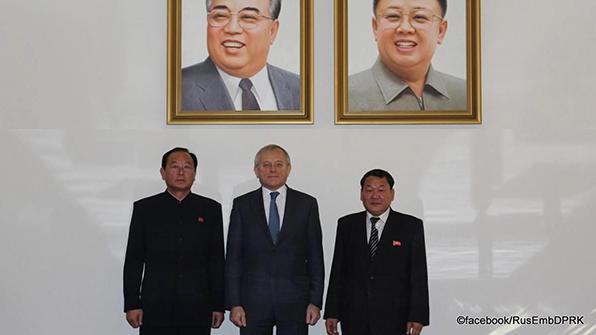 북·러, 평양서 나진-하산 경제협력 방안 논의
