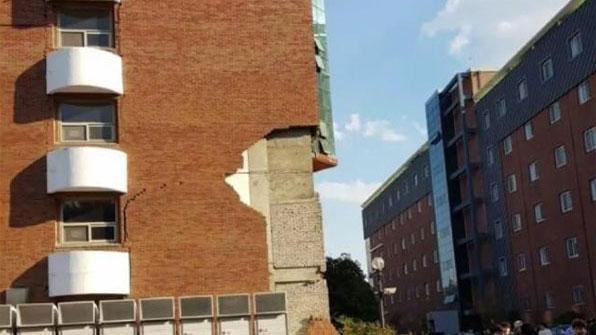 [속보] 포항 규모 5.4 지진 '역대 2위'…여진 10차례 발생