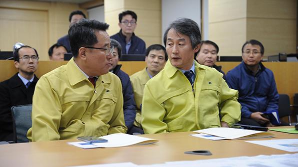 """""""포항 지진으로 4대강 보 피해 없어"""""""
