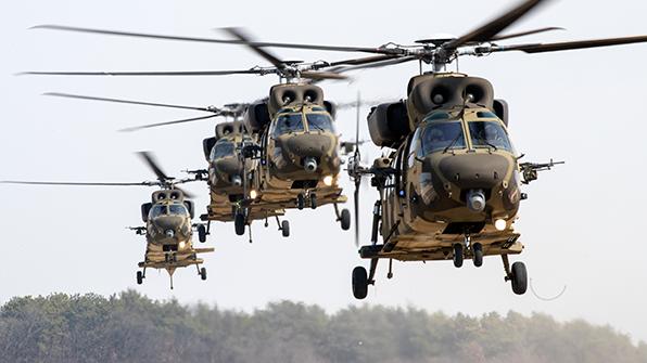 수리온 헬기 후속양산 재개…결빙해소 시험 병행