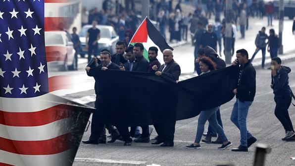 """미정부 """"이스라엘과 협상 안하면 팔레스타인 사무소 폐쇄"""" 압박"""
