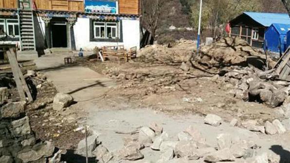 티베트-인도 접경서 밤새 300여회 여진…1천400가구 피해