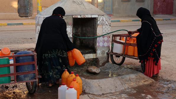 모로코서 무료급식 도중 압사사고…최소 15명 사망