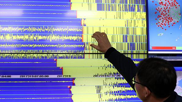포항 북구 규모 3.6 지진…밤새 두 번 포함 여진 총 58회