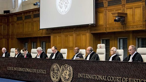 국제사법재판소 사상 첫 영국 재판관 탈락…인도 재판관 뽑혀