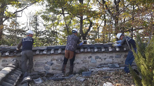 포항 지진 문화재 피해 31건…11건은 복구 완료