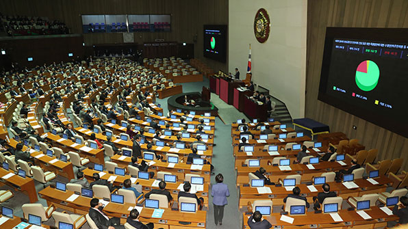 사회적 참사법 국회 통과…세월호 참사·가습기 살균제 특조위 구성