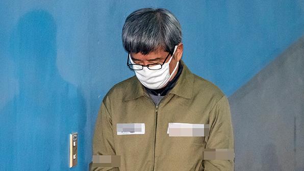 대우조선해양 남상태 전 사장 징역 6년 선고…추징금 8억여 원