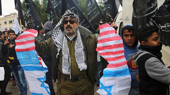 트럼프 예루살렘 수도 인정에 美·이 빼고 전 세계가 '성토'