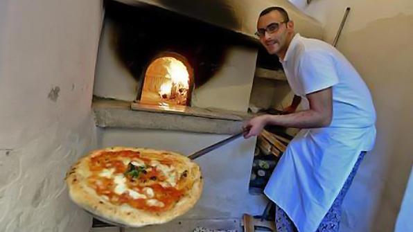 伊나폴리 피자, 유네스코 무형유산 등재