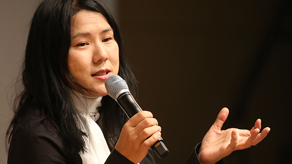 '평양의 영어 선생님' 재미작가 수키 김, 성폭력 고발 동참