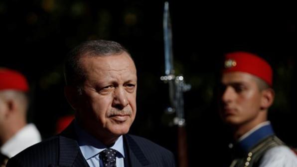 """에르도안 터키 대통령, 그리스 방문…""""로잔조약 개정해야"""" 파문"""