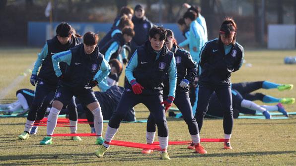 女 축구, 오늘 저녁 한일전…동아시아챔피언십 첫판 격돌