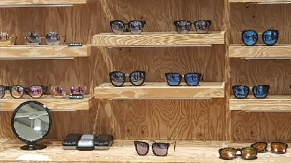 중국산 선글라스 국산 둔갑시켜 백화점·아웃렛 대량 유통