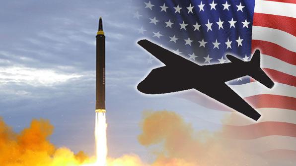 """VOA """"美아메리카항공, 北미사일 발사에 지난 5월 항로변경"""""""