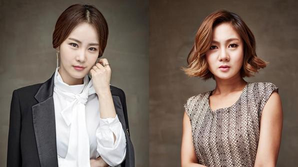 김지민·박나래, KBS '더유닛' 특별 MC